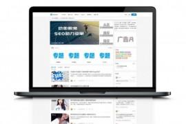 WordPress博客SEO自媒体资讯主题模板RabbitV2.0