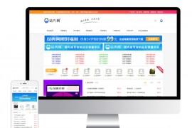 Ripro子主题-ziyuan-zhankr资源主题 蓝色简约版