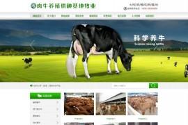 养殖企业网站管理系统(含小程序) v1.3.4 bulid4012