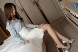 美女秘书宾馆妩媚诱惑