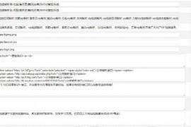 全网VIP影视解析网+独立后台+无需数据库