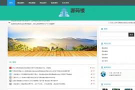 源码楼资源下载站整站源码 zblog核心